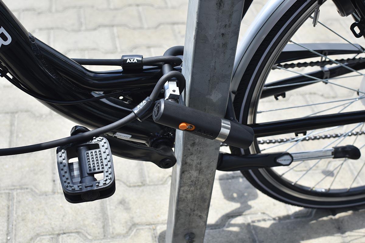 Axa kerékpár zár