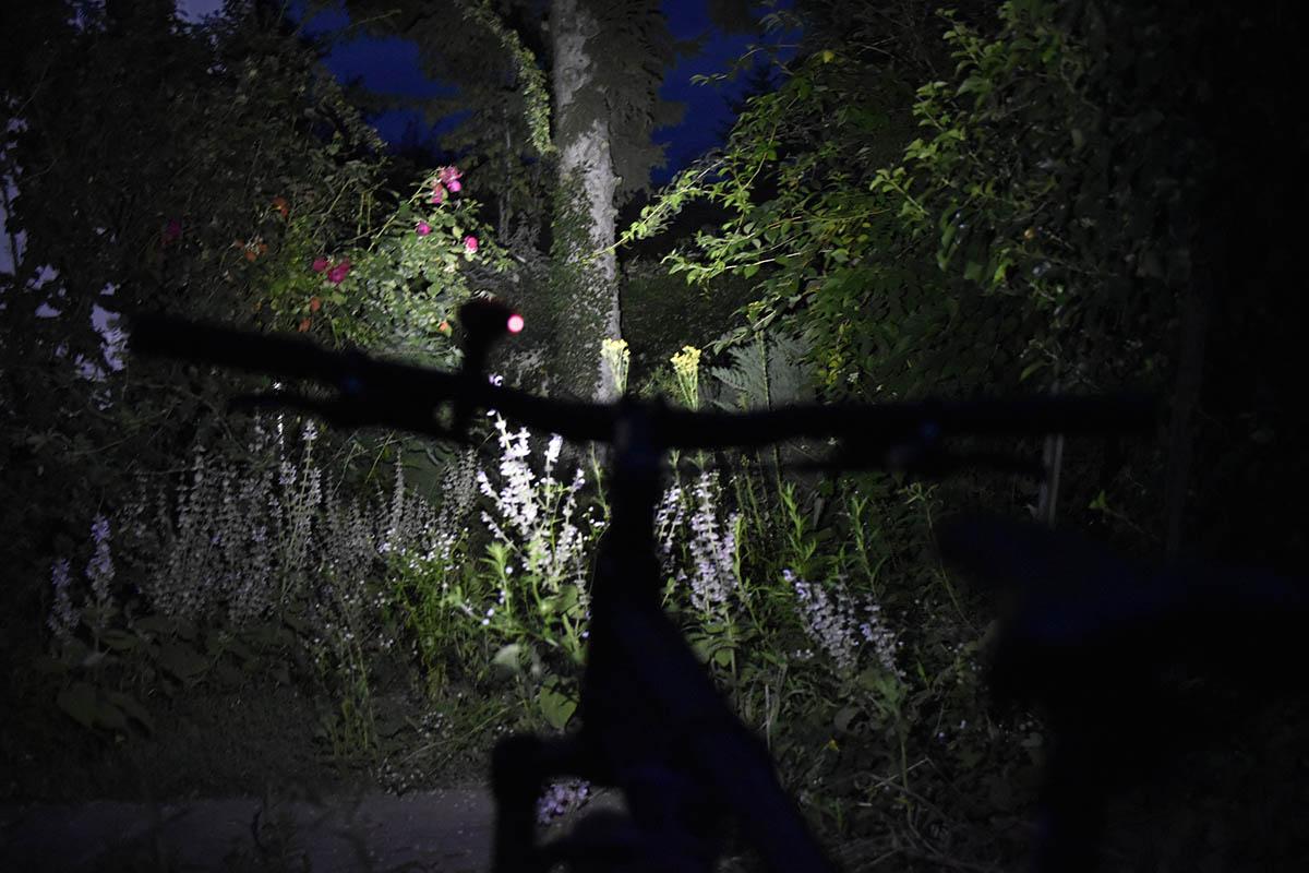 erős kerékpár lámpa