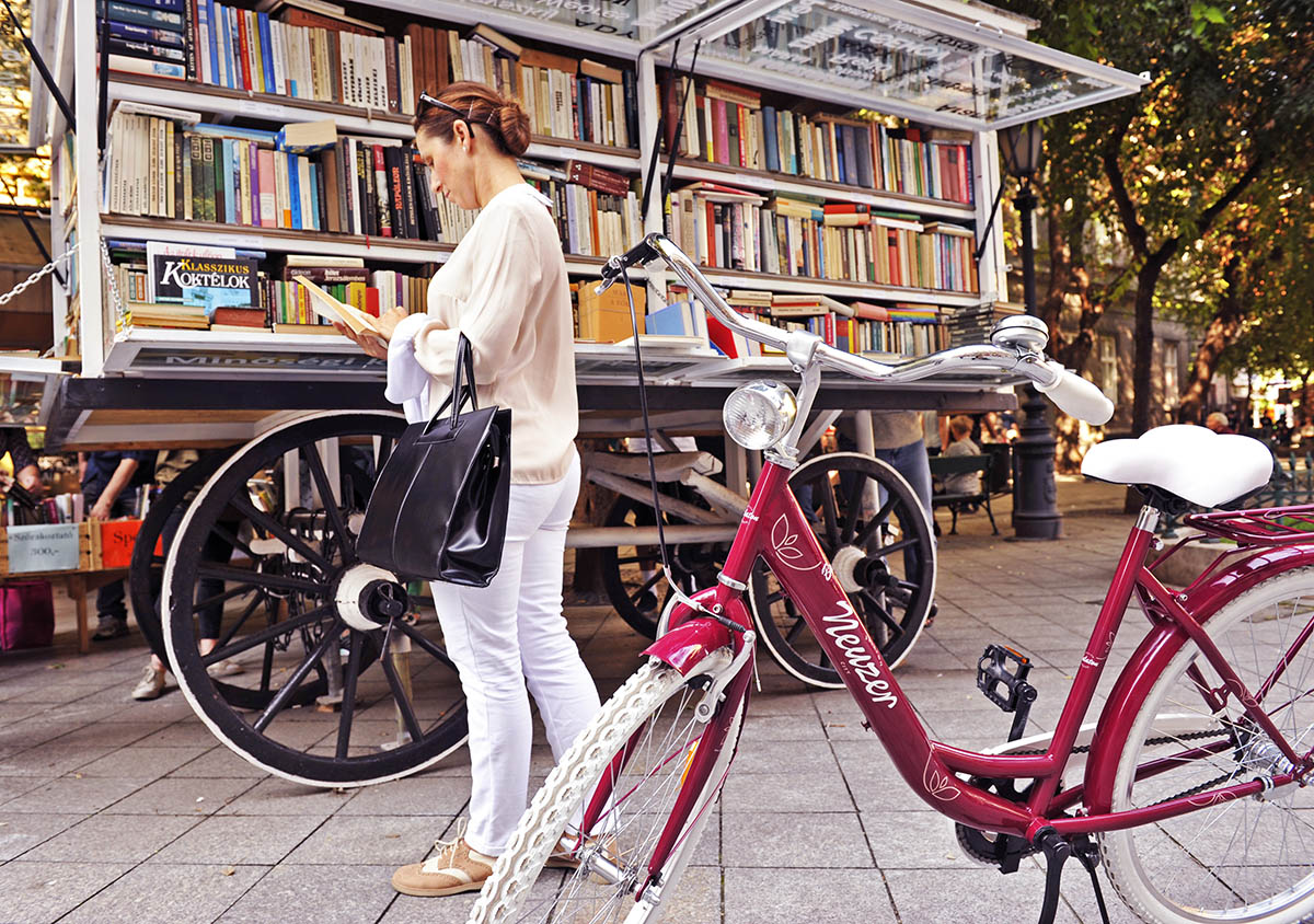 milyen a jó városi kerékpár Neuzer Balaton