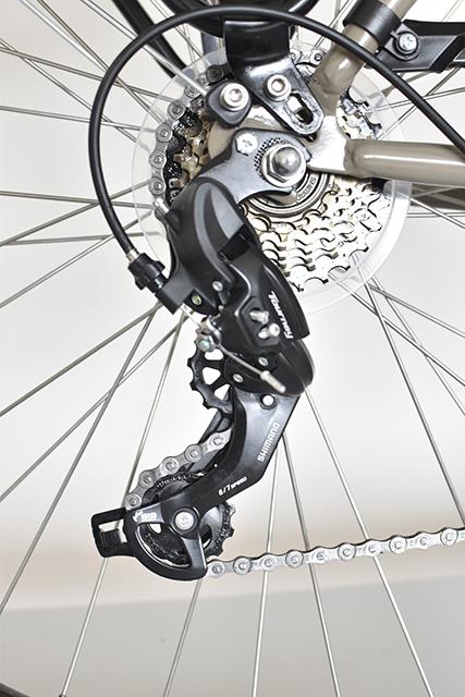 Neuzer kerékpár váltó beállítás szerelés